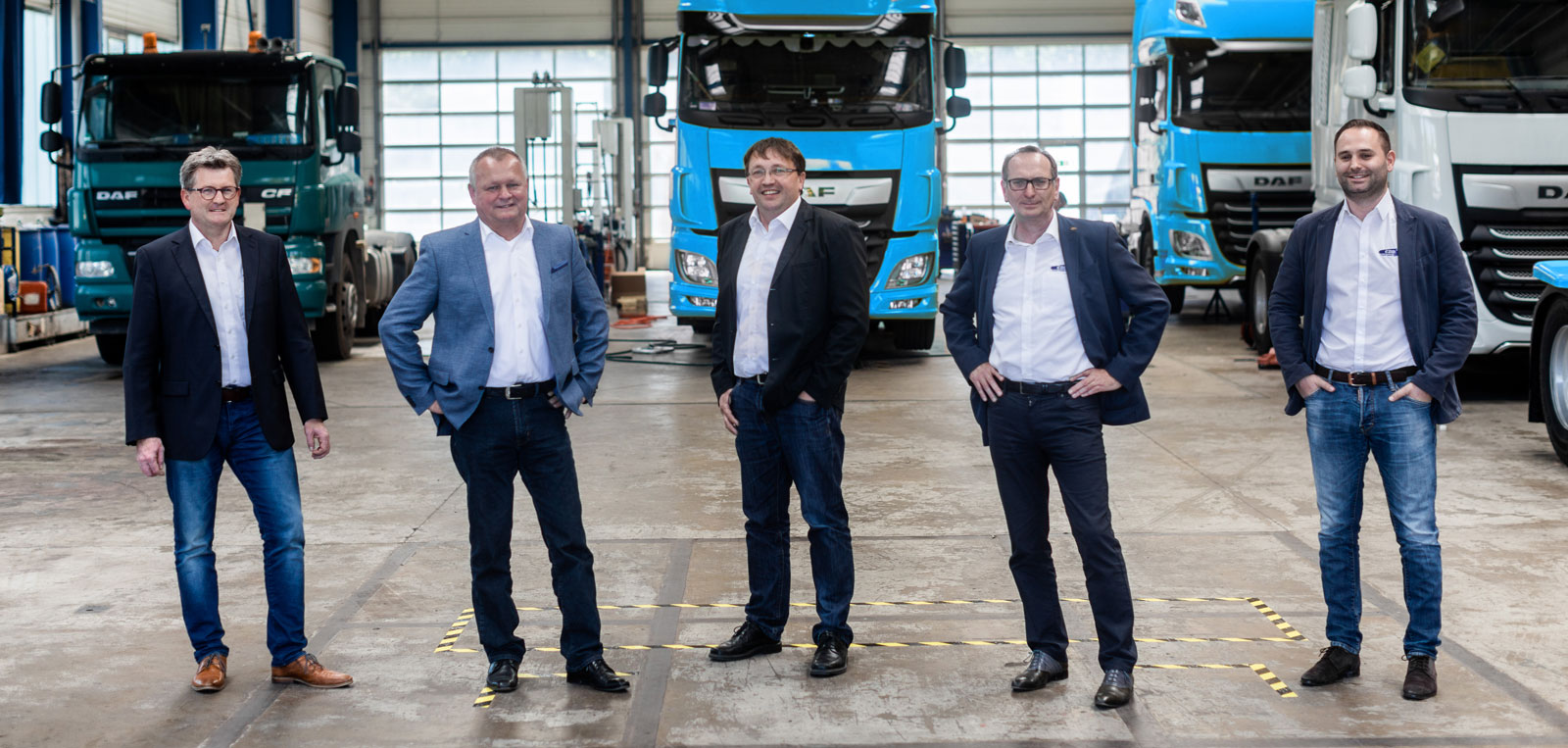 EBB Truck-Center Geschäftsführer