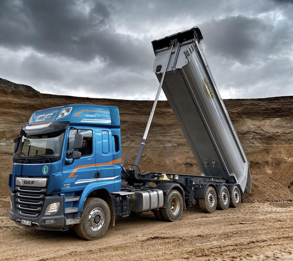 DER NEUE DAF – PXP – EBB Truck Center GmbH